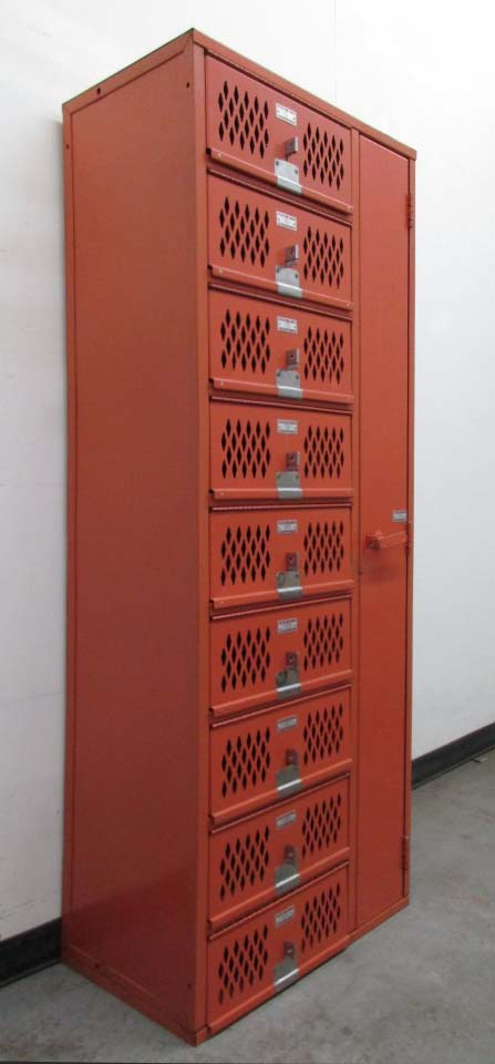 Refurbished Heavy Duty Storage Lockers