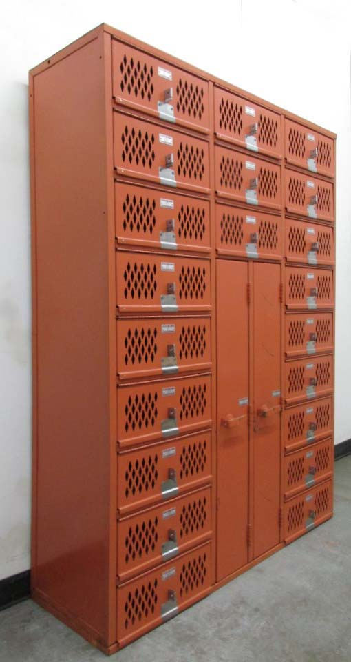 Refurbished Gym Lockers