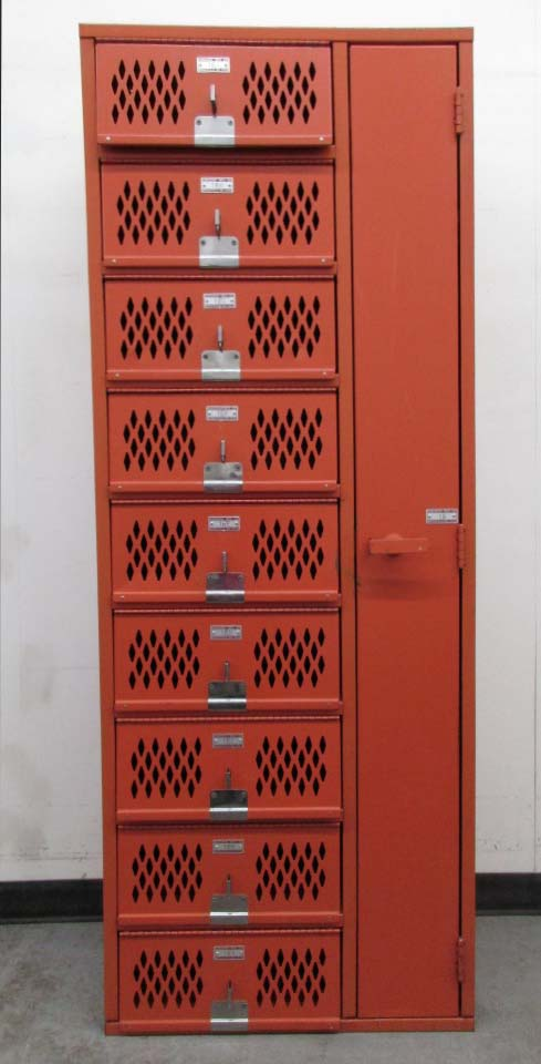 Refurbished Heavy Duty Storage Lockersimage 2 image 2