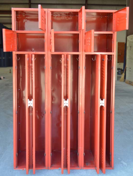 Old Metal Lockers for Saleimage 3 image 3