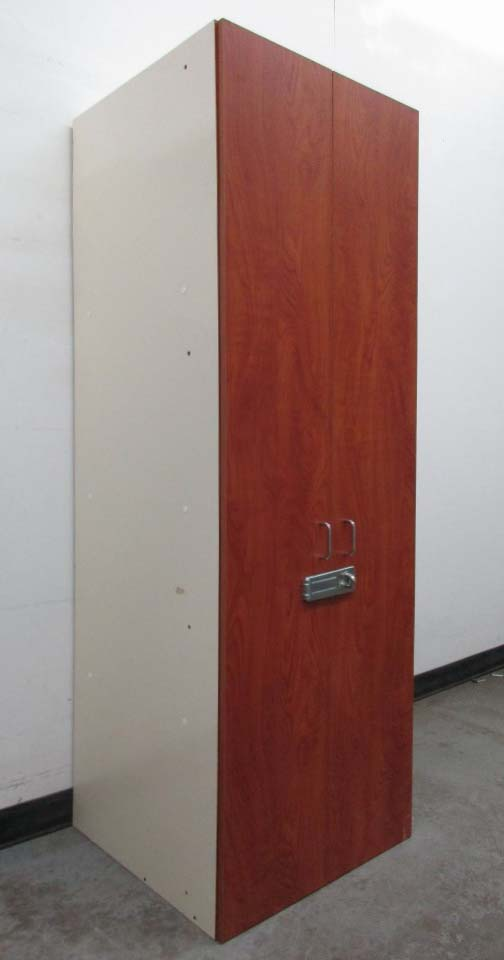 Wood Office Lockers
