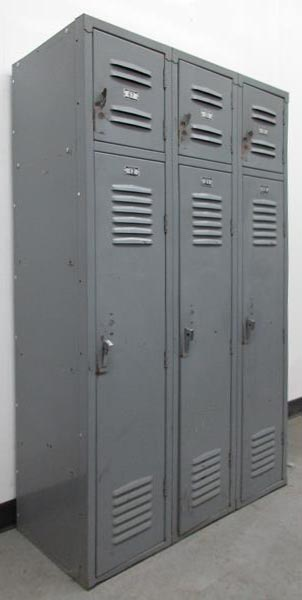Antique Lockers for Sale