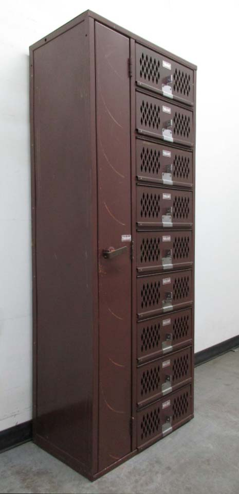 Used Heavy Duty Storage Lockers