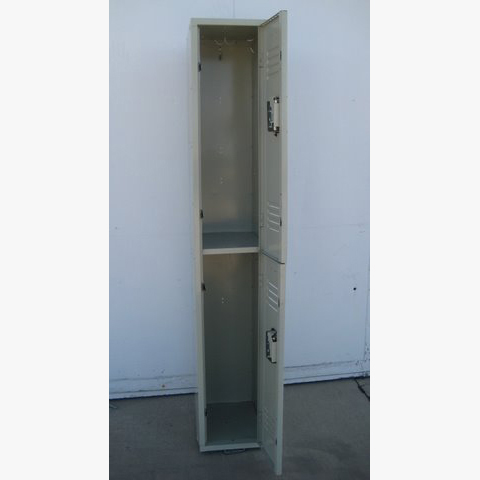 Used Double Tier Hall Lockerimage 3 image 3