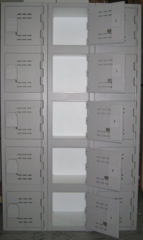 Plastic Lockers for Saleimage 2 image 2