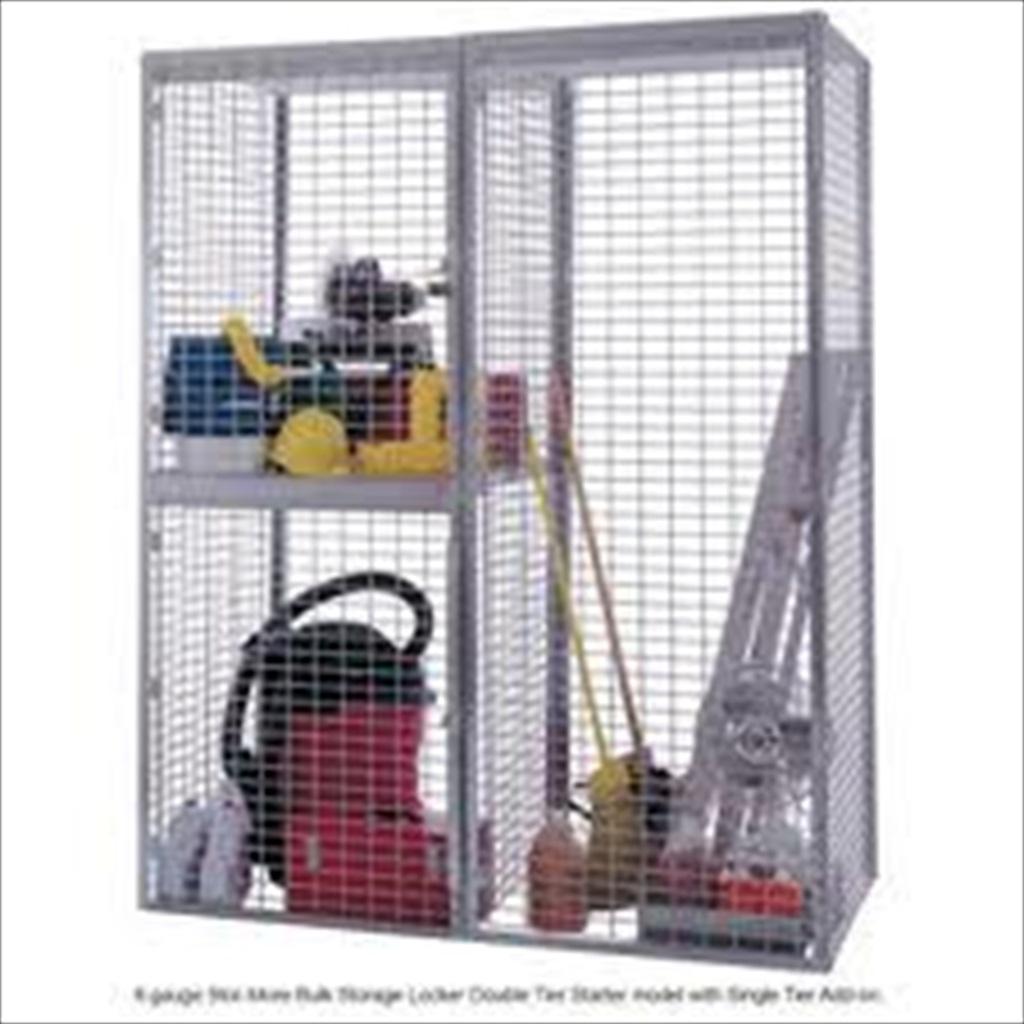 Bulk Storage Locker Set
