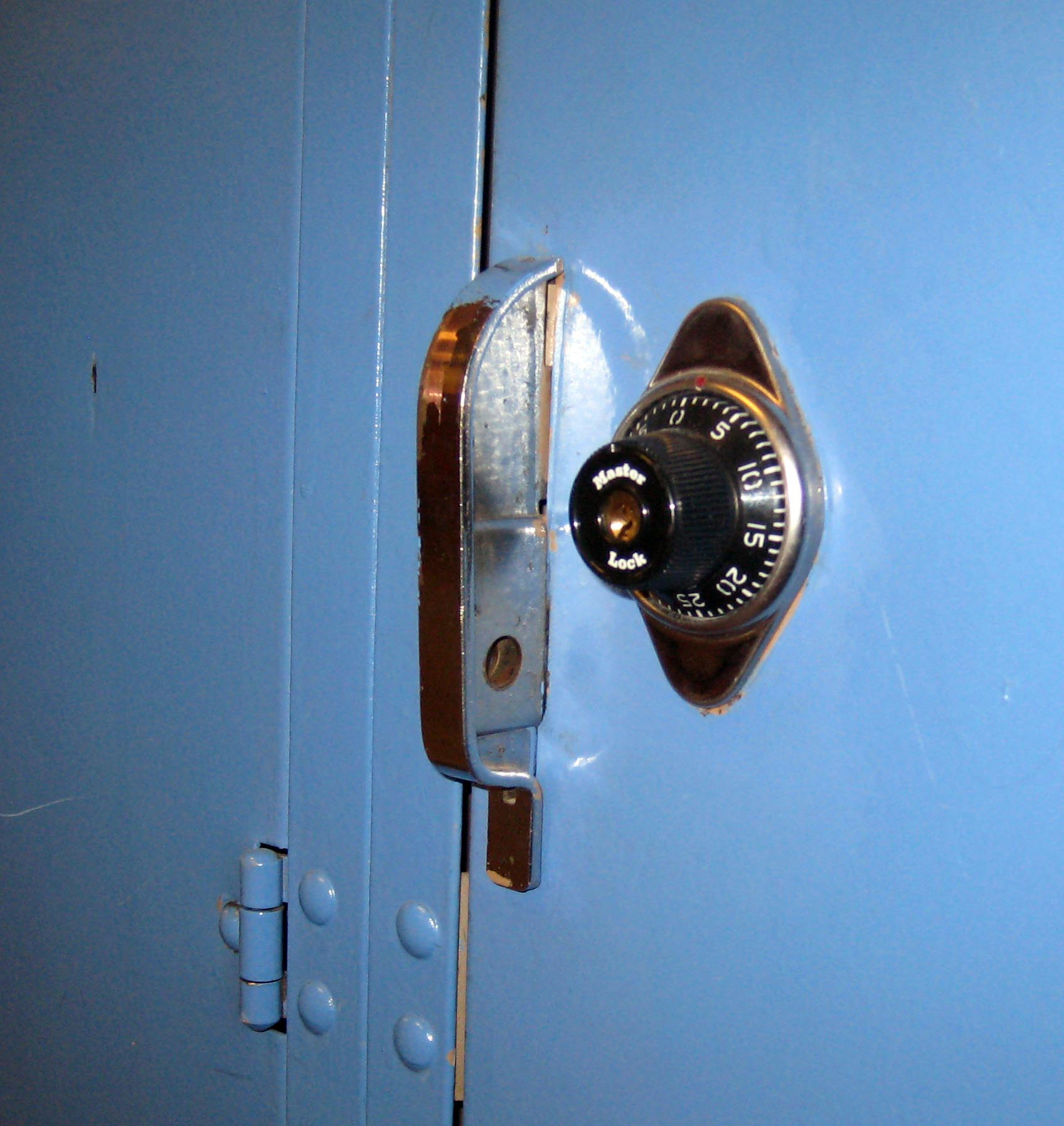 Used Built-in Combination Locks