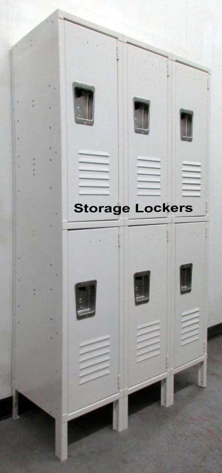Buy Used Storage Lockers