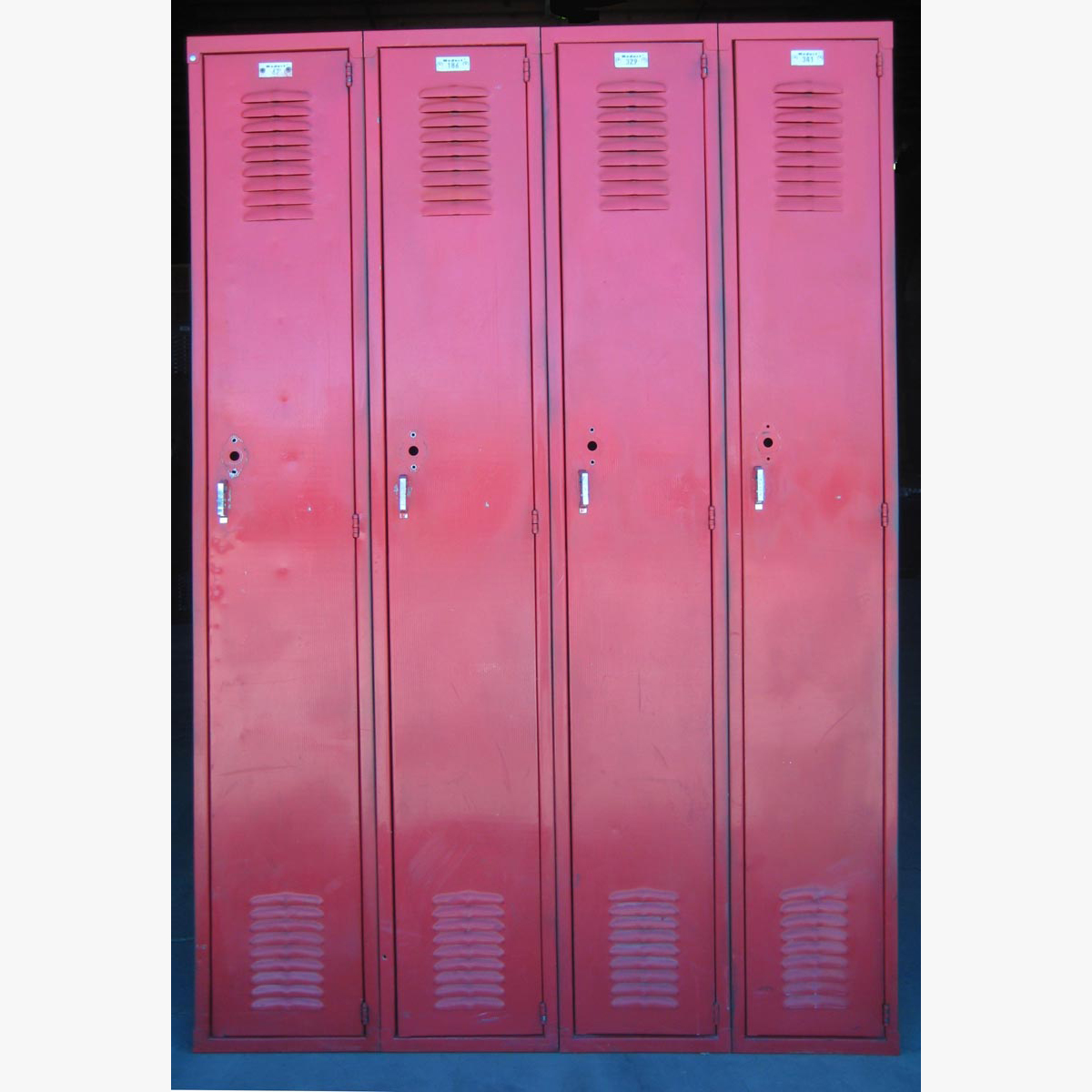 Discounted Metal Lockers