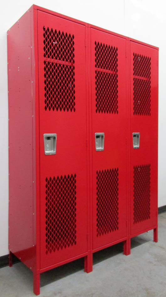 Gym Room Locker