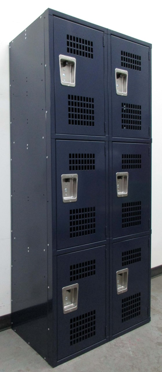 Ventilated Locker Room Locker