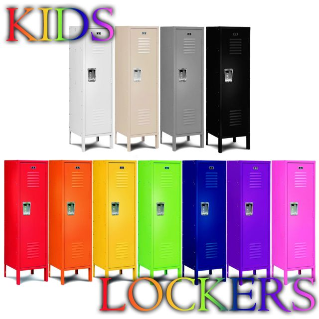 Brand New Kids Lockers
