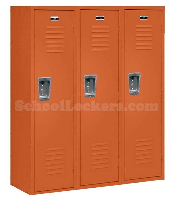 Kindergarten Lockers