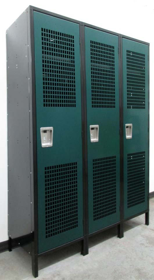 Used Locker Room Lockers