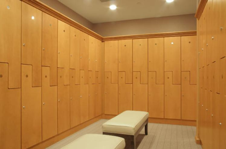 Executive Z Lockers