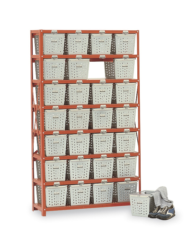 Basket Lockers