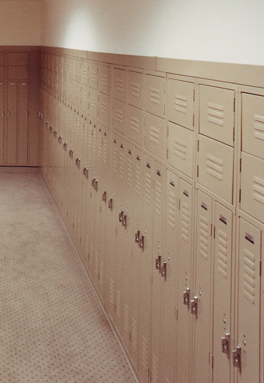 Office Lockers - 2 Person Lockers