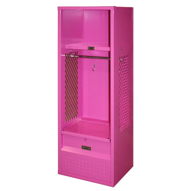 Girls Pink Sport Locker