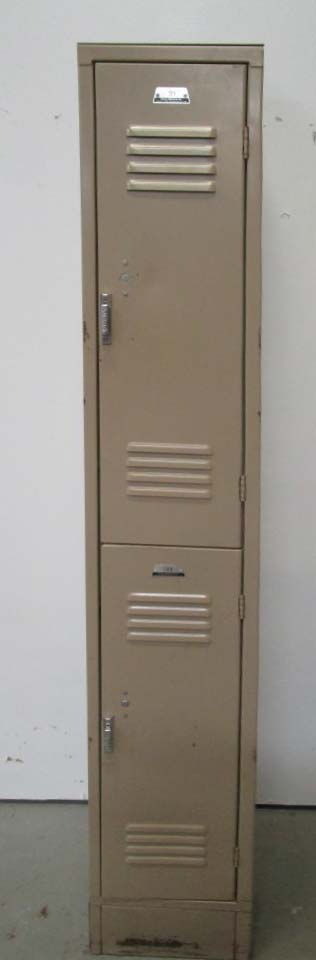 Old School Locker