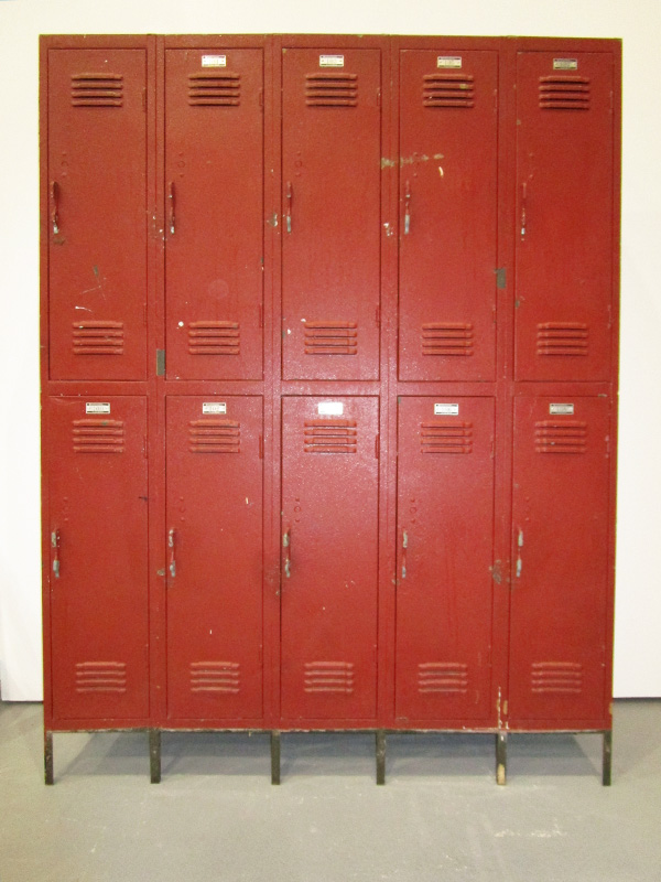 Vintage School Lockers For Sale