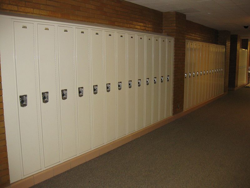 Metal Lockers - Single Tier