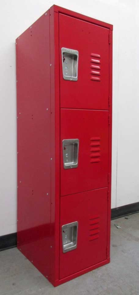 Short Metal Locker