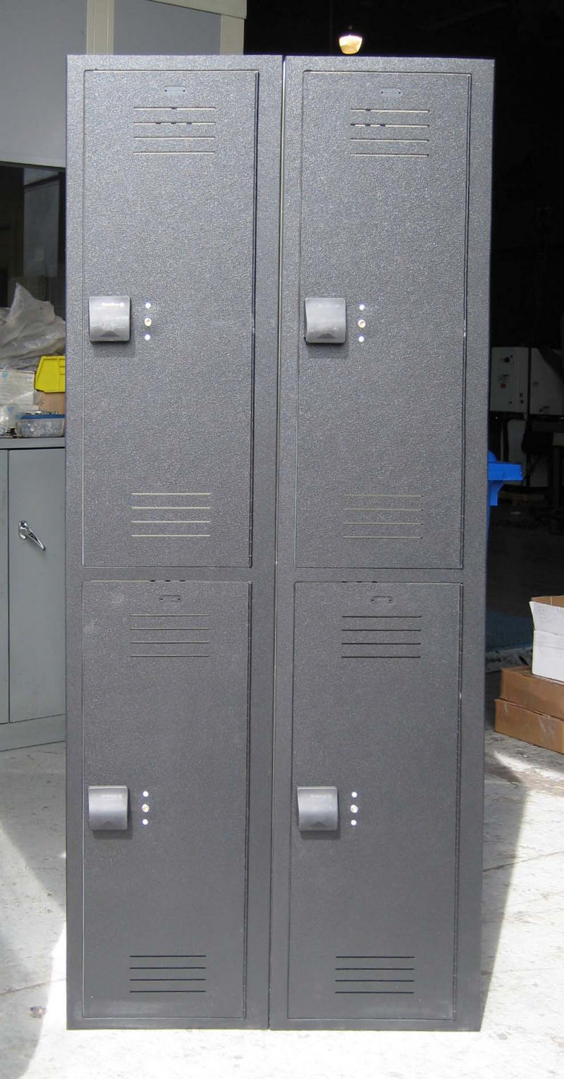 Discounted Plastic Lockers