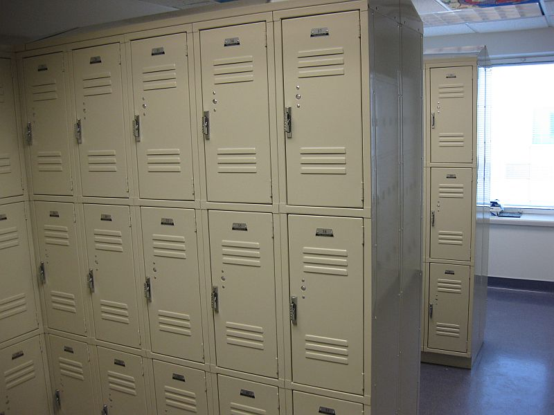 Metal Lockers - Triple Tier