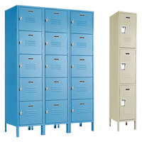 New Box Lockers