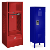 New Kid Lockers