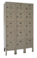 Used Box Lockers