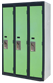 Used Single Tier Lockers