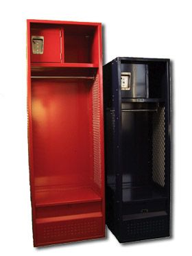 Stadium Lockers In Stockimage 1