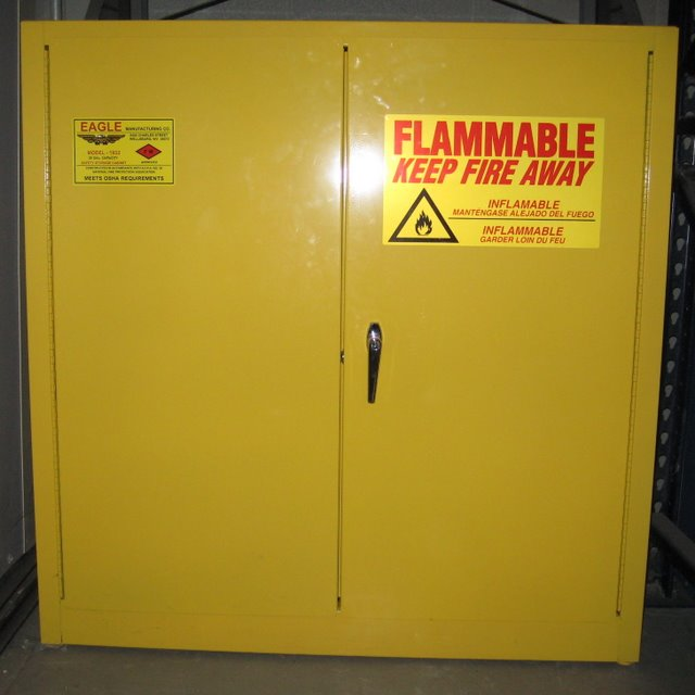 Flammable Storage Cabinetimage 1