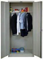 Metal Wardrobe Cabinetsimage 1
