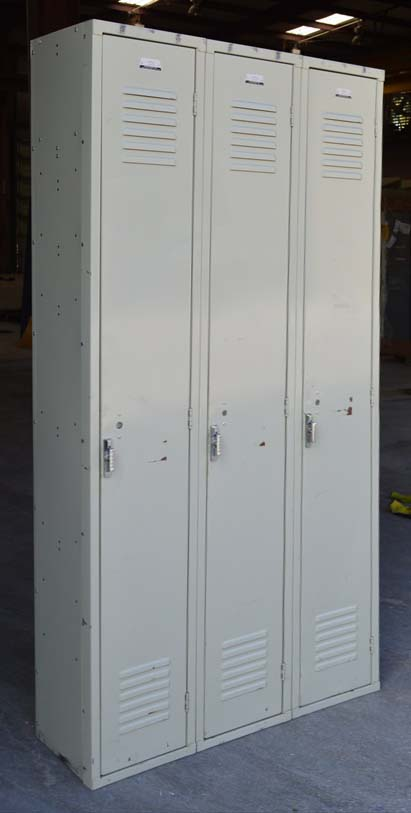 Penco Single Tier Metal Lockersimage 1