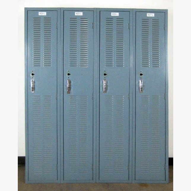 Single Tier Worley Lockers image 1