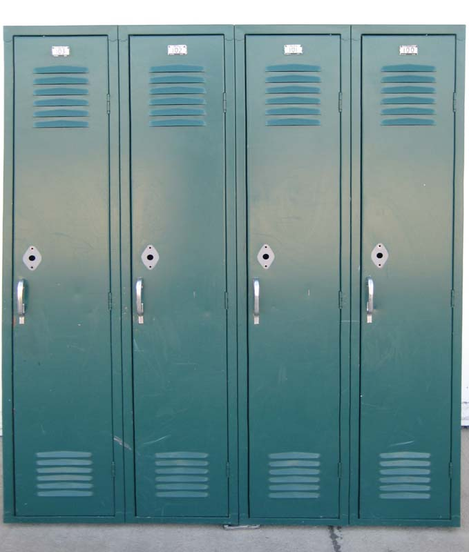 Refurbished High School Lockersimage 1