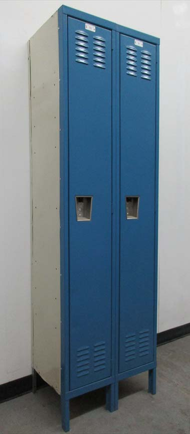 Single Tier Hallowell School Corridor Lockersimage 1