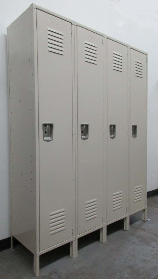 Penco Single Tier Lockersimage 1