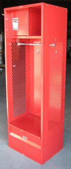 Turnout Gear Lockersimage 1