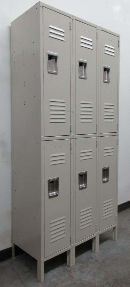 Double Tier Jorgenson School Lockersimage 1