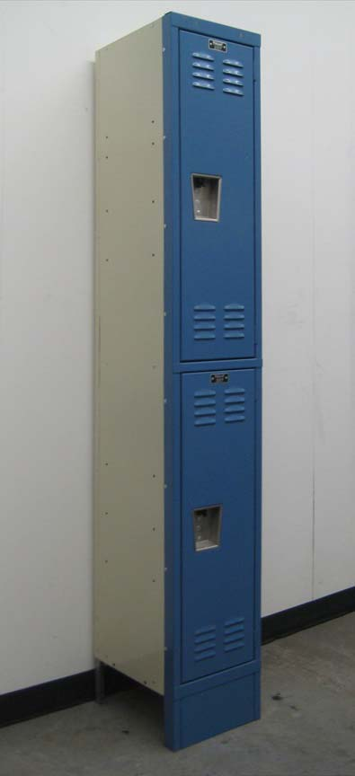 2-Tier Hallowell New York Lockersimage 1