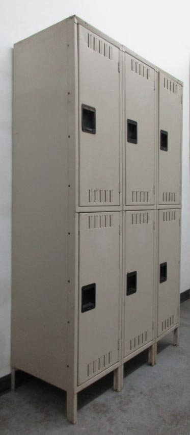 Large Two Tier Lockersimage 1