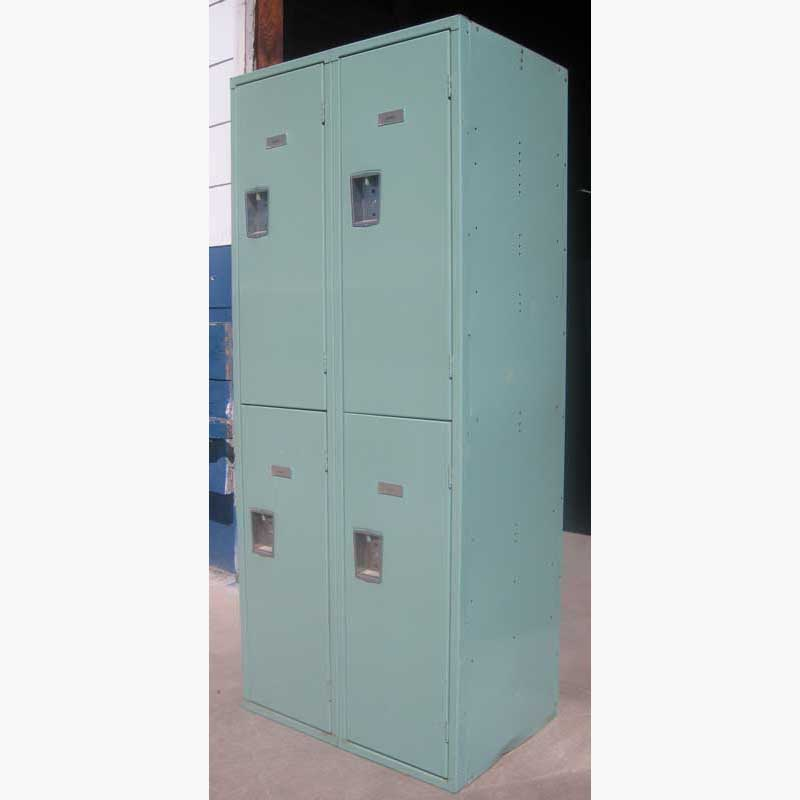 Double Tier Penco School Lockersimage 1