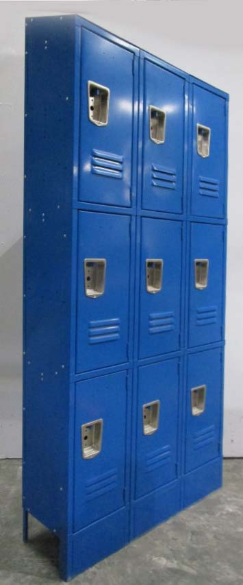 3-Tier Storage Lockersimage 1