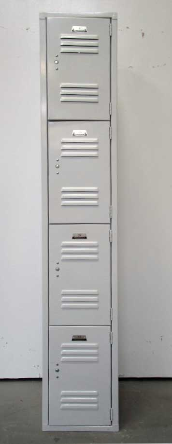 Used Metal Box Lockersimage 1