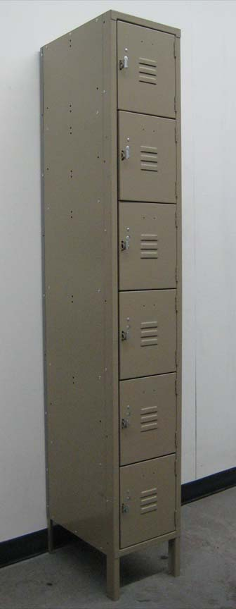 Penco 6-Tier Employee Box Lockersimage 1