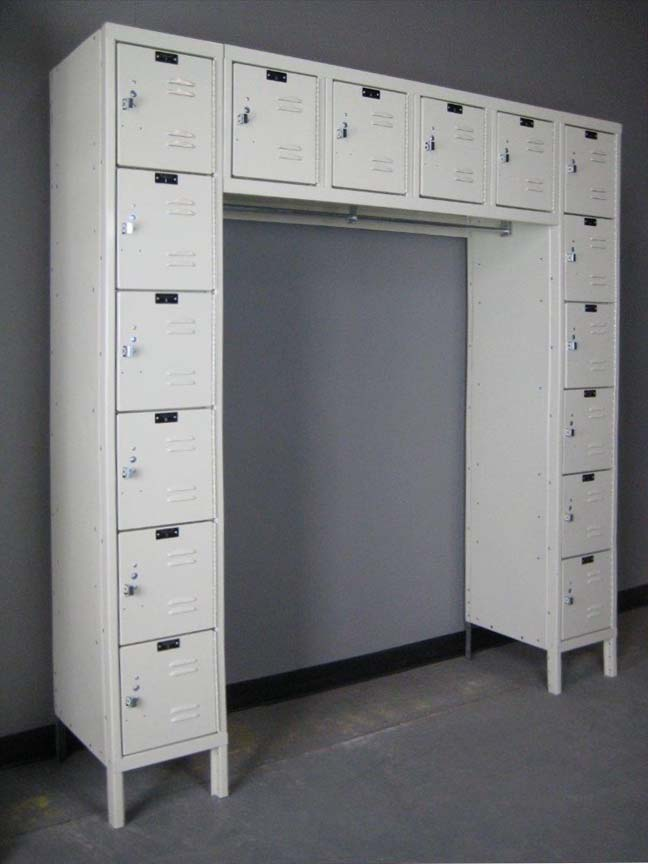 16 Person Employee Lockers