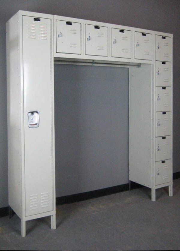 Mixed Office Lockers